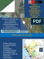 Desarrollo Urbano y Ordenamiento Territorial La Libertad