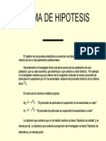 Docima de Hipotesis1