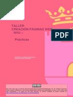 Manual Taller Web - NOCTURNOS Practicas3