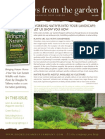 Fockele Fall Newsletter 2013