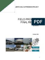 Wmi Alhap Final Report 2006