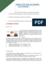 Lab 5 Equilibrio Ionico II