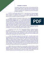Sample Statement of Purpose Computer Engineering (SOP)