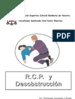 rcp y desobstruccion