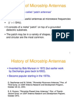 5 Microstrip Antennas