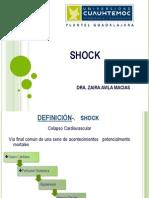SHOCK FIN