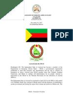 Azawad Joins OEAS