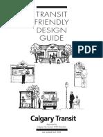 Transit Friendly