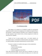 Estructura metálica CYPE Ejemplo Metal3D