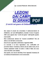 LEZIONI DAI CAMPI DI GRANO(I Cerchi Nel Grano Di Chilbolton 2001)