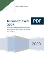 Modul Praktikum Mic Excel 1 2 1
