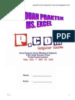 Panduan Praktek Ms Excel