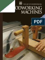 El arte de la carpinteria- Maquinaria de carpinteria
