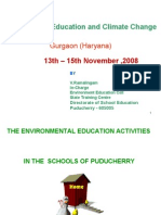 Environment Education Cell, Pondicherry