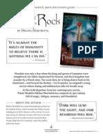 Finnikin of the Rock -  Discussion Guide