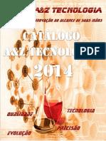 Catálogo A&Z Tecnologia 2014