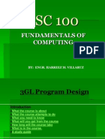 CSC100 Intro