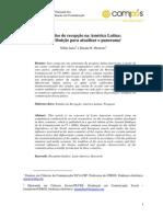 Estudos de recepção na América latina