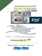 Partes Moviles Del Motor