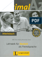 Optimal A2 Arbeitsbuch