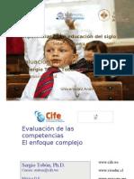 Evaluacion Por Competencias (Conferencia Dr. Sergio Tobon )