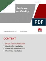 Check Hardware Installation Quality
