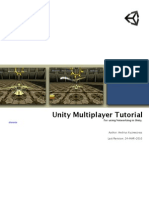 Unity3D Multiplayer Tutorial