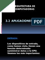 3.2 aplicaciones