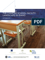 An Analysis of the Charter School Facility Landscape in Idaho