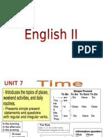 0.- English II Clues - Worldlink