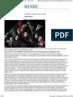 PoI & Arab Spring