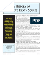 A History of America's Death Squads - By Professor Michel Chossudovsky