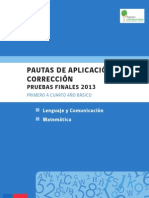 201309091451330.Pauta Aplicacion Lenguaje y Matematica Periodo4