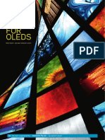 Bright Future for OLEDs, Mike Smyth