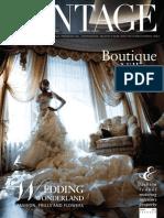 Vantage Magazine - April 2011-TV
