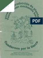 Manual Viveros y producción de plantas