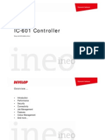 IC-601 Product Presentation e f