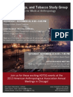 2013 ADTSG AAA flyer