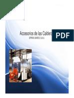 05 Accesorios de Las Calderas SPIRAX XARCO Fenercom 2013