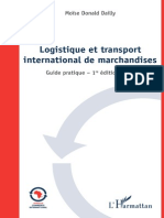 Extrait Logistique Et Transport International de Ma