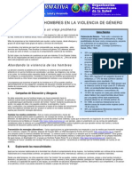 PAHO Article Hombres