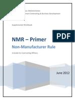 Nmr Workbook