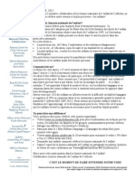 Ncd Letter Provincial French