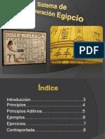 Sistema de Numeración Egipcio II