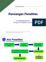 4-Rancangan  Penelitian, 2009