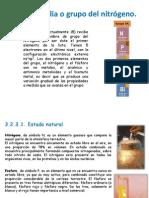 Grupo v-A Tabla Periodica