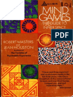Mind Games the Guide to Inner Space