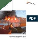 Incendie Et Lieu de Travail