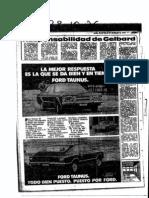 Papel Prensa Recortes