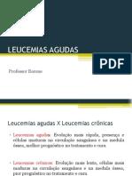 AULA 10 - Leucemias Agudas